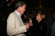 Jeremy Clarkson and Anne Robinson, A A Gill party to celebrate the  publication of Table Talk, a collection of his reviews. Hosted by Marco Pierre White at <br />Luciano, 72 St James's Street, London,. 22 October 2007, -DO NOT ARCHIVE-© Copyright Photograph by Dafydd Jones. 248 Clapham Rd. London SW9 0PZ. Tel 0207 820 0771. www.dafjones.com.