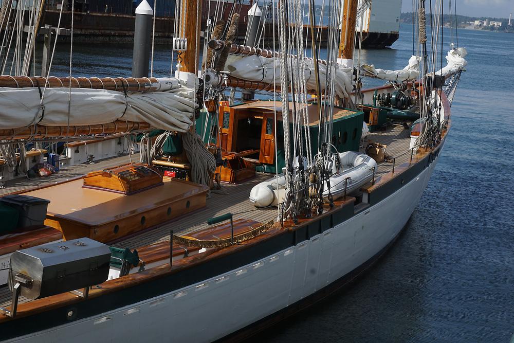 flagship, Bellingham Bay and Dock, WA