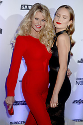 Christie Brinkley and Sailor Lee Brinkley-Cook attend Sports Illustrated Swimsuit 2017 NYC launch event at Center415 Event Space on February 16, 2017 in New York City, NY, USA. Photo by Dennis Van Tine/ABACAPRESS.COM