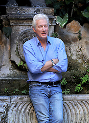 """Richard Gere attends """" Norman"""" photocall in Rome. 18 Sep 2017 Pictured: Richard Gere. Photo credit: Pongo / MEGA TheMegaAgency.com +1 888 505 6342"""