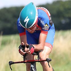 EMMEN (NED wielrennen <br /> Tijdrit Topcompetitie Emmen  <br /> Alex Mengoulas