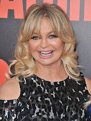 """Goldie Hawn arrives at the """"Snatched"""" Los Angeles Premiere held at the Regency Village Theater in Westwood, CA on Wednesday, May 10, 2017. (Photo By Sthanlee B. Mirador) *** Please Use Credit from Credit Field ***"""
