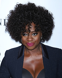 Viola Davis attends the 2018 Glamour Women of the Year Awards at Spring Studios in New York
