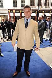 Matt LeBlanc at the Ralph Lauren Wimbledon Party held at Ralph Lauren, 1 New Bond Street, London on 17th June 2010.