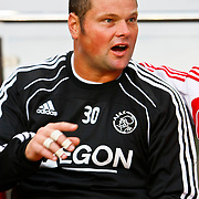 NLD/Amsterdam/20100731 - Wedstrijd om de JC schaal 2010 tussen Ajax - FC Twente, Jeroen Verhoeven