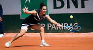 Martina Trevisan of Italy during the second round at the Roland-Garros 2021, Grand Slam tennis tournament on June 2, 2021 at Roland-Garros stadium in Paris, France - Photo Rob Prange / Spain ProSportsImages / DPPI / ProSportsImages / DPPI