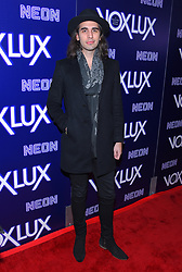 December 5, 2018 - Hollywood, California, U.S. - Nick Simmons arrives for the premiere of the film 'Vox Lux' at the Arclight theater. (Credit Image: © Lisa O'Connor/ZUMA Wire)