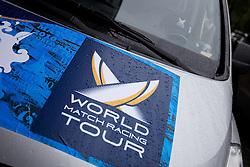 WMRT event cars at the Rolling Hills hotel. Korea Match Cup 2010. World Match Racing Tour. Gyeonggi, Korea. 13th June 2010. Photo: Ian Roman/Subzero Images.
