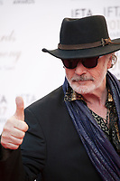 Patrick Bergin at the 2017 IFTA Film & Drama Awards at the Round Room of the Mansion House, Dublin,  Ireland Saturday 8th April 2017.