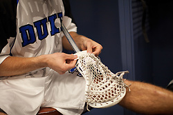 31 May 2010: Duke Blue Devils midfielder Terrence Molinari (30) before playing the Notre Dame Irish in the NCAA Lacrosse Championship at M&T Bank Stadium in Baltimore, MD.  The Blue Devils would go on that day to win the national title.