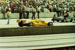 Indianapolis Time Trials, May 1987<br />