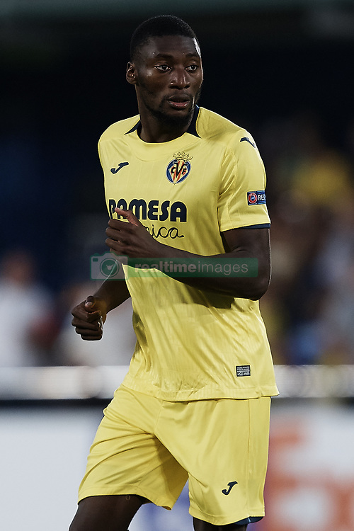 September 20, 2018 - Vila-Real, Castellon, Spain - Toko Ekambi of Villarreal CF looks on during the UEFA Europa League group G match between Villarreal CF and Rangers at Estadio de la Ceramica on September 20, 2018 in Vila-real, Spain  (Credit Image: © David Aliaga/NurPhoto/ZUMA Press)