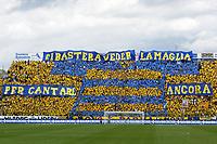 Parma 18/4/2004 Campionato Italiano Serie A <br />30a Giornata - Matchday 30 <br />Parma Juventus 2-2 <br />I tifosi del Parma<br />Parma Fans<br /> Foto Graffiti
