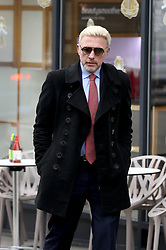 Boris and Lilly Becker pictured leaving the Central Family Court , Court of Protection after another leg of there divorce hearing in London. 10 Dec 2018 Pictured: Boris and Lilly Becker. Photo credit: MEGA TheMegaAgency.com +1 888 505 6342