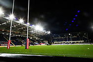 General Stadium View during the Betfred Super League match between Leeds Rhinos and Castleford Tigers at Emerald Headingley Stadium, Leeds, United Kingdom on 26 October 2020.