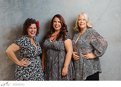 Gypsy Tober, photographed for Musica Viva In Schools, on Monday 23 March, 2015.  Gypsy Tober are Leah Cotterell, Barbara Fordham and Anje West.