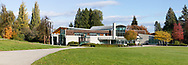 The Shadbolt Centre for the Arts at Deer Lake Park in Burnaby, British Columbia, Canada.  The Shadbolt Centre for the Arts is a venue for live performances, arts programs,  festivals, and community events.