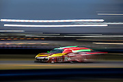 January 24-27, 2019. IMSA Weathertech Series ROLEX Daytona 24. #51 Spirit of Race Ferrari 488 GT3, GTD: Paul Dalla Lana, Pedro Lamy, Mathias Lauda, Daniel Serra