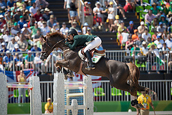 Veniss Pedro, BRA, Quabri de L Isle<br /> Olympic Games Rio 2016<br /> © Hippo Foto - Dirk Caremans<br /> 17/08/16