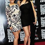 MON/Monte Carlo/20100512 - World Music Awards 2010, Hayden Pannetierre en Michelle Rodriquez
