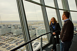 Amsterdam airport, Schiphol, Haarlemmermeer, Noord Holland, Netherlands