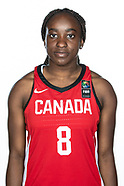 2019-07-12 Canada Basketball - W - U19