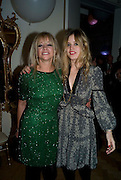 JO WOOD; GEORGIA MAY JAGGER, Vogue Fantastic  Fashion Fantasy Party in association with  Van Cleef and Arpels and to celebrate Vogue's secret address book. 1 Marylebone Rd. London. 3 November 2008 *** Local Caption *** -DO NOT ARCHIVE -Copyright Photograph by Dafydd Jones. 248 Clapham Rd. London SW9 0PZ. Tel 0207 820 0771. www.dafjones.com