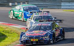 21.05.2016, Red Bull Ring, Spielberg, AUT, DTM Red Bull Ring, Rennen, im Bild Marco Wittmann (GER, BMW M4 DTM , Tom Blomqvist (GRB, BMW  M4 DTM), Edoardo Mortara (ITA, Audi RS 5 DTM) // during the DTM Championships 2016 at the Red Bull Ring in Spielberg, Austria, 2016/05/21, EXPA Pictures © 2016, PhotoCredit: EXPA/ Dominik Angerer
