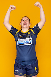 Carmen Tremelling of Worcester Warriors Women - Mandatory by-line: Robbie Stephenson/JMP - 27/10/2020 - RUGBY - Sixways Stadium - Worcester, England - Worcester Warriors Women Headshots