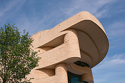 Washington DC: American Indian Museum. Photo copyright Lee Foster.  Photo # washdc102656