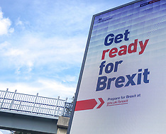 Brexit Ad Campaign, Sheffield, 23 September 2019