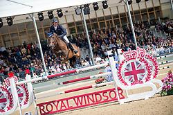 Maher Ben, GBR, Tic Tac<br /> Rolex Grand Prix Jumping<br /> Royal Windsor Horse Show<br /> © Hippo Foto - Jon Stroud