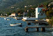 Shoreline, Orebic, near Viganj, Croatia