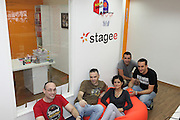 The team behind Stagee.com a new social network for artists and performers