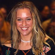 Opname Idols, Charlotte Bors, vriendin Jim Bakkum
