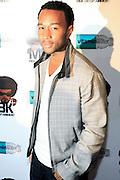 "John Legend at the Alica Keys "" As I am"" celebration wrap party at Park on June 18, 2008"