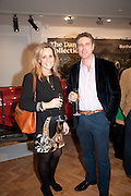 GAYLE YOUNG; ALASDAIR GRANT, Bonhams Auction house hosts festive drinks to preview the first phase of the reconstruction of its Mayfair Headquarters - due for completion in 2013.<br /> Bonhams, 101 New Bond Street, London, 19 December 2011.