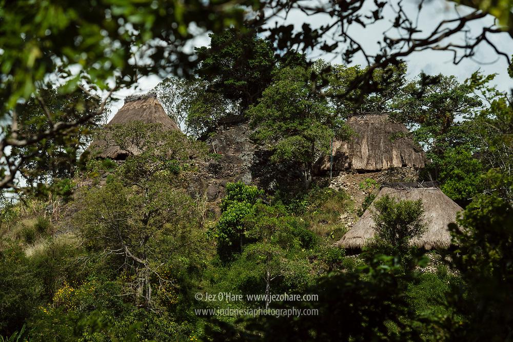 Desa Nualain, Kabupaten Belu, Pulau Timor, Nusa Tenggara Timur, Indonesia.