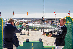 Darragh Kenny, IRL, Balou du Reventon<br /> Knokke Hippique CSI5* - Knokke 2018<br /> © Hippo Foto - Dirk Caremans<br /> 1/07/18