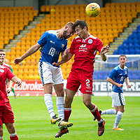 St Johnstone v QotS Reserve League 28.08.18