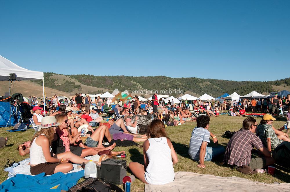 Sawtooth Music Festival, Stanely, Idaho