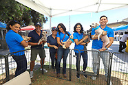 """08/17/19: NBC and Telemundo's 2019 """"Clear the Shelters"""" - Downey"""
