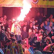 Turkish Soccer...<br /> Turkish soccer team Galatasaray between Diyarbakirspor. <br /> Galatasaray's during their AliSamiYen Stadium in Istanbul/Turkey.<br /> Photo by Aykut AKICI/TurkSporFoto