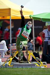 , , Shot Put, F58, 2013 IPC Athletics World Championships, Lyon, France