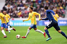 Japan vs Brazil - 2018 World Cup Friendly Match - 10 Nov 2017