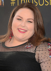 """LOS ANGELES, CA - AUGUST 14:  Chrissy Metz at the FYC Event for 20th Century Fox and NBC's """"This Is Us"""" at Paramount Studios on August 14, 2017 in Los Angeles, California. (Photo by Scott Kirkland/PictureGroup)"""