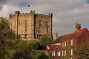 Castle, Durham, England, UK