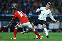 Valon Behrami Switzerland, Antoine Griezmann France <br /> Lille 19-06-2016 Stade de Pierre Mauroy Footballl Euro2016 Switzerland - France / Svizzera - Francia Group Stage Group A. Foto Matteo Ciambelli / Insidefoto