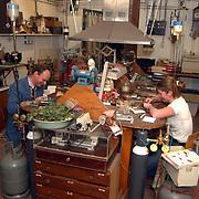 Juwelier Rodewijk Steynlaan 64 Zeist, atelier, goudsmid, werkplaats