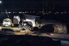 Delivery driver accident, Limekilns, 14 March 2021